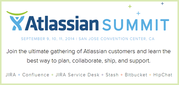 Atlassian Summit 2014 – what's making mouths water at DI?