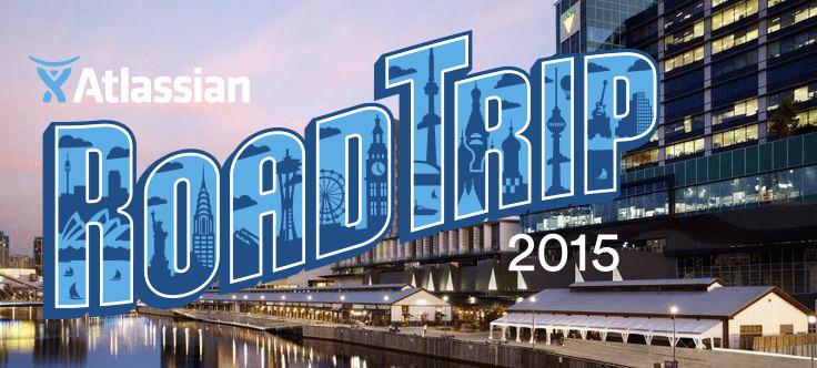 Atlassian RoadTrip 2015
